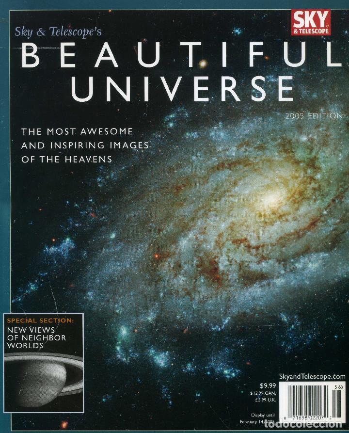 BEAUTIFUL UNIVERSE (Libros de Segunda Mano - Ciencias, Manuales y Oficios - Astronomía)