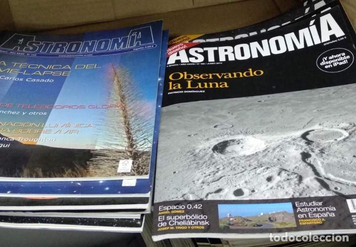 Libros de segunda mano: Revistas ASTRONOMÍA. Tribuna de Astronomía. II ÉPOCA. casi completa nº 1 al 186. (PRECIO POR UNIDAD) - Foto 3 - 192973312