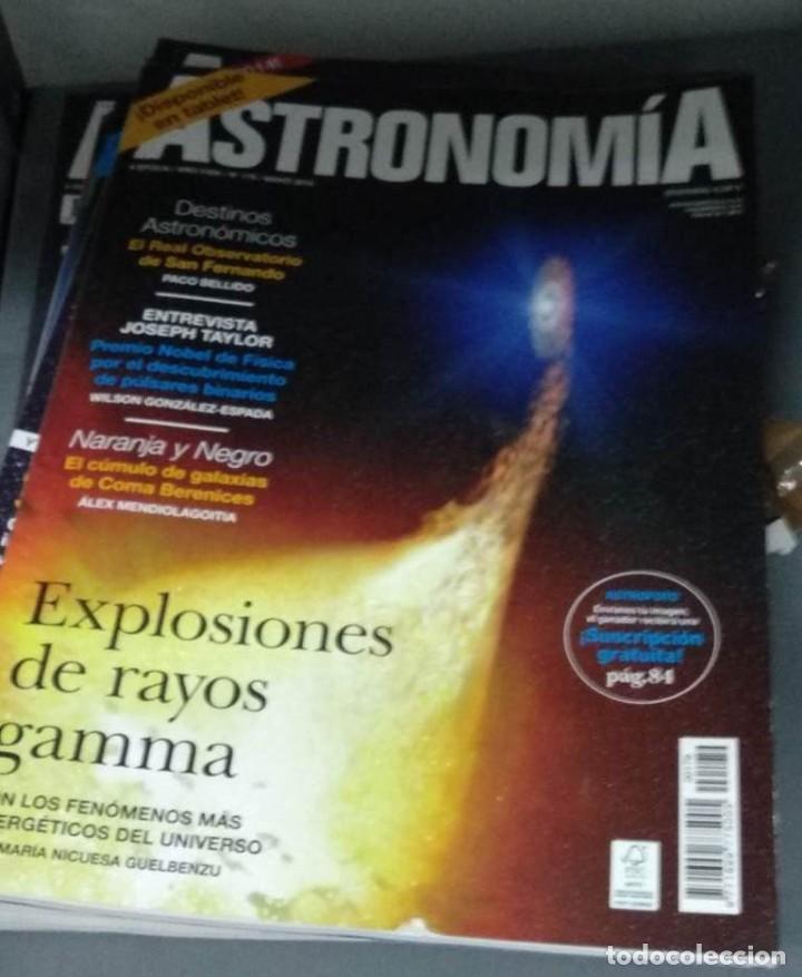 Libros de segunda mano: Revistas ASTRONOMÍA. Tribuna de Astronomía. II ÉPOCA. casi completa nº 1 al 186. (PRECIO POR UNIDAD) - Foto 4 - 192973312
