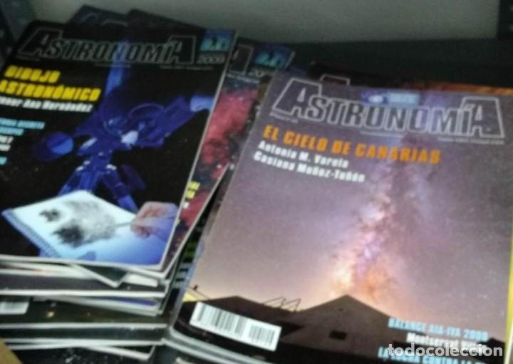 Libros de segunda mano: Revistas ASTRONOMÍA. Tribuna de Astronomía. II ÉPOCA. casi completa nº 1 al 186. (PRECIO POR UNIDAD) - Foto 5 - 192973312