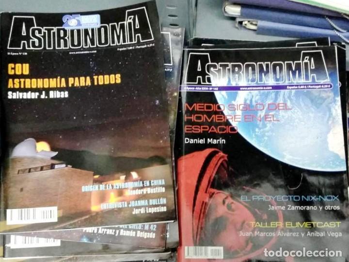 Libros de segunda mano: Revistas ASTRONOMÍA. Tribuna de Astronomía. II ÉPOCA. casi completa nº 1 al 186. (PRECIO POR UNIDAD) - Foto 6 - 192973312