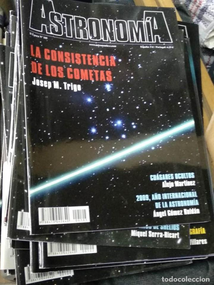 Libros de segunda mano: Revistas ASTRONOMÍA. Tribuna de Astronomía. II ÉPOCA. casi completa nº 1 al 186. (PRECIO POR UNIDAD) - Foto 7 - 192973312