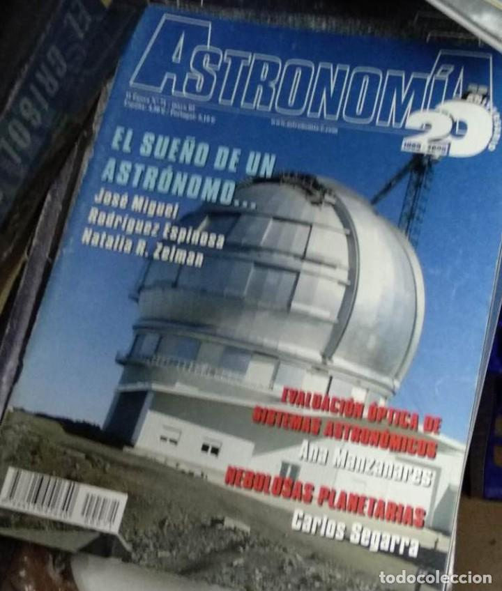 Libros de segunda mano: Revistas ASTRONOMÍA. Tribuna de Astronomía. II ÉPOCA. casi completa nº 1 al 186. (PRECIO POR UNIDAD) - Foto 8 - 192973312