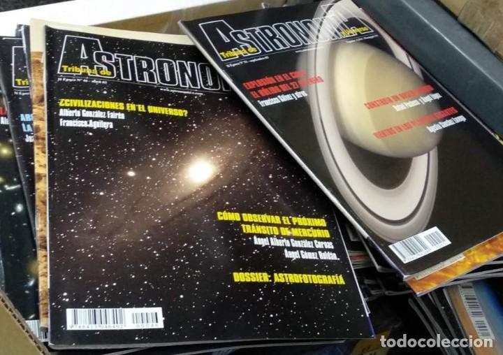 Libros de segunda mano: Revistas ASTRONOMÍA. Tribuna de Astronomía. II ÉPOCA. casi completa nº 1 al 186. (PRECIO POR UNIDAD) - Foto 9 - 192973312