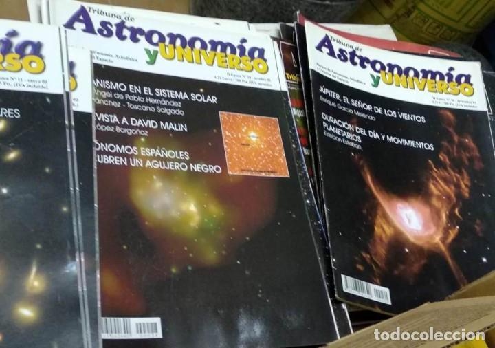 Libros de segunda mano: Revistas ASTRONOMÍA. Tribuna de Astronomía. II ÉPOCA. casi completa nº 1 al 186. (PRECIO POR UNIDAD) - Foto 10 - 192973312