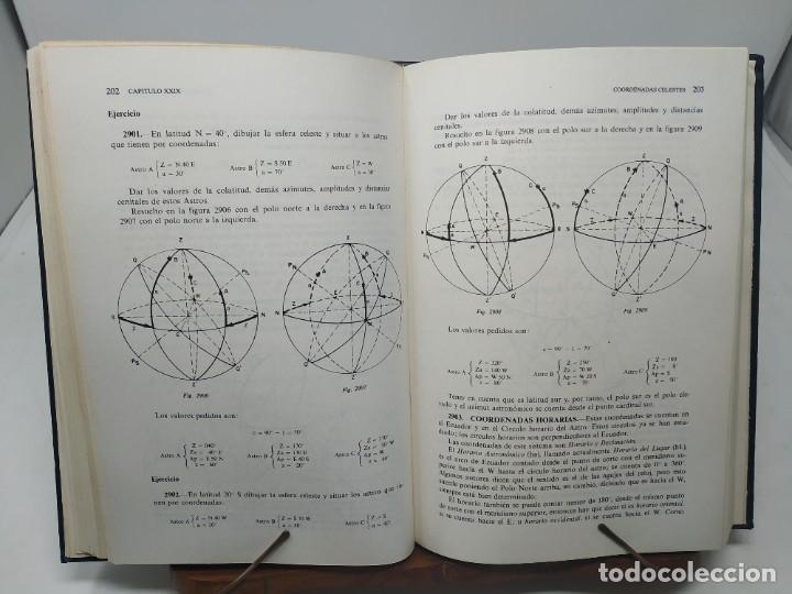 Libros de segunda mano: ASTRONOMIA NAUTICA Y NAVEGACION. MOREU CURBERA. Capitán, patron yate, pesca, cabotaje. 1977 - Foto 4 - 194007866