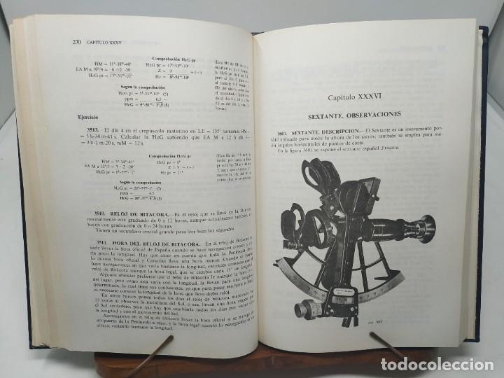 Libros de segunda mano: ASTRONOMIA NAUTICA Y NAVEGACION. MOREU CURBERA. Capitán, patron yate, pesca, cabotaje. 1977 - Foto 5 - 194007866