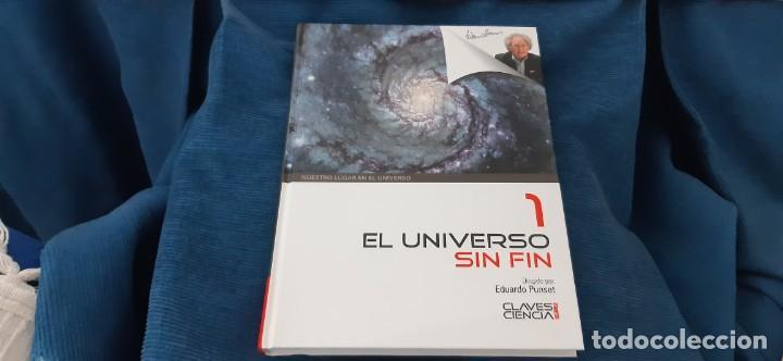 EL UNIVERSO SIN FIN EDUARDO PUNSET CLAVES CIENCIA (Libros de Segunda Mano - Ciencias, Manuales y Oficios - Astronomía)