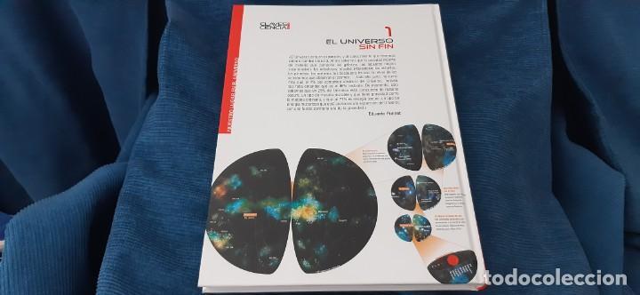 Libros de segunda mano: EL UNIVERSO SIN FIN EDUARDO PUNSET CLAVES CIENCIA - Foto 2 - 194192255