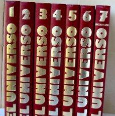 Libros de segunda mano: ENCICLOPEDIA SARPE DE LA ASTRONOMÍA - COMPLETA - 1982 - 2687 PÁGINAS - VER ÍNDICES Y FOTOS. Lote 194192977