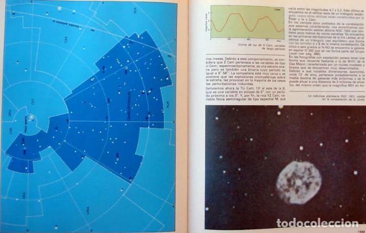 Libros de segunda mano: ENCICLOPEDIA SARPE DE LA ASTRONOMÍA - COMPLETA - 1982 - 2687 PÁGINAS - VER ÍNDICES Y FOTOS - Foto 11 - 194192977