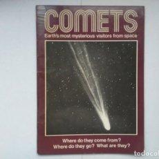 Libros de segunda mano: COMETS ASH AND GRANT 1973 COMETAS PEQUEÑO LIBRETO EN INGLÉS CON FOTOGRAFÍAS. Lote 194540587