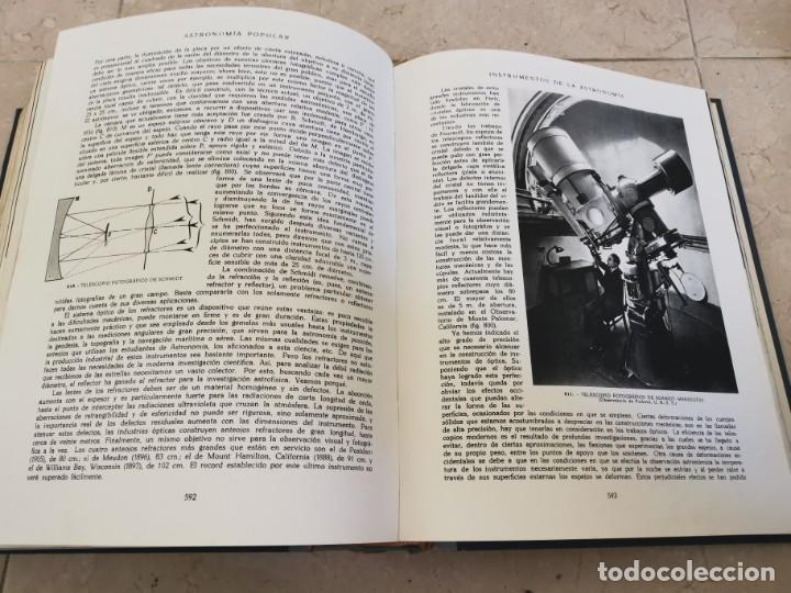 Libros de segunda mano: ENORME TOMO ASTRONOMÍA POPULAR CAMILLE FLAMMARION MONTANER Y SIMON 1963 PISIBLE RECOGIDA EN MALLORCA - Foto 30 - 195287360