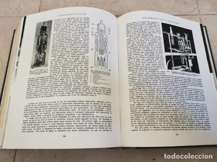 Libros de segunda mano: ENORME TOMO ASTRONOMÍA POPULAR CAMILLE FLAMMARION MONTANER Y SIMON 1963 PISIBLE RECOGIDA EN MALLORCA - Foto 31 - 195287360