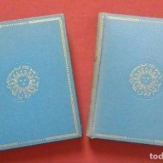 Libros de segunda mano: LAS MARAVILLAS DEL COSMOS - 1950 - DR. ENRIQUE CALVET - 2 TOMOS. COMPLETA.. Lote 195680670