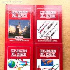 Libros de segunda mano: EXPLORACIÓN DEL ESPACIO / 4 VOL: Nº 3, 27, 31 Y 35 / MUY INTERESANTE / BIBLIOTECA DIVULGACIÓN C. /. Lote 197338077