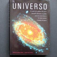 Livres d'occasion: EL UNIVERSO – EDICIÓN DE BYRON PREISS – CÍRCULO E LECTORES 1987. Lote 199150325