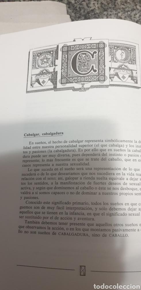 Libros de segunda mano: El gran diccionario de los sueños Emilio.Salas - Foto 3 - 199995733