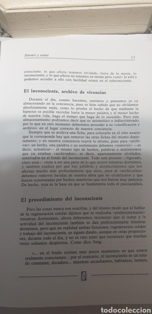 Libros de segunda mano: El gran diccionario de los sueños Emilio.Salas - Foto 8 - 199995733