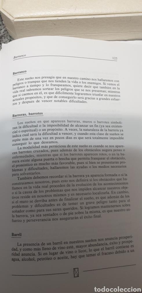 Libros de segunda mano: El gran diccionario de los sueños Emilio.Salas - Foto 9 - 199995733