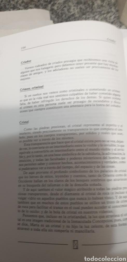 Libros de segunda mano: El gran diccionario de los sueños Emilio.Salas - Foto 10 - 199995733