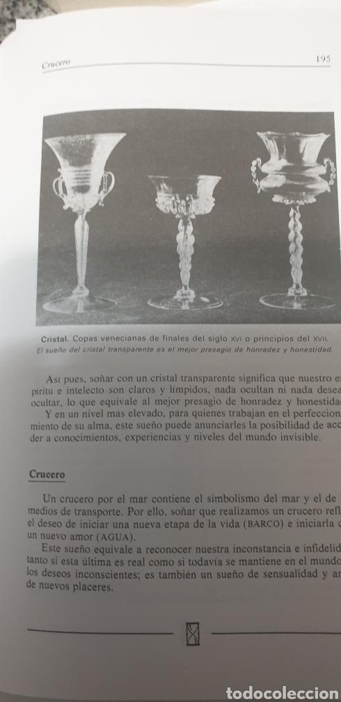 Libros de segunda mano: El gran diccionario de los sueños Emilio.Salas - Foto 11 - 199995733