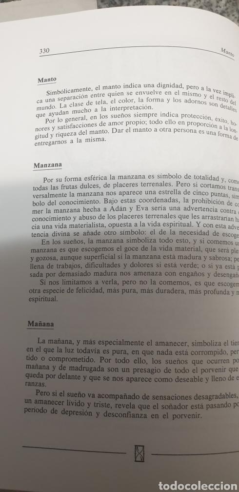 Libros de segunda mano: El gran diccionario de los sueños Emilio.Salas - Foto 12 - 199995733