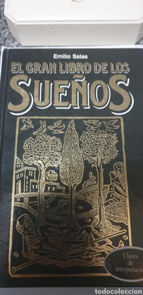 EL GRAN DICCIONARIO DE LOS SUEÑOS EMILIO.SALAS (Libros de Segunda Mano - Ciencias, Manuales y Oficios - Astronomía)