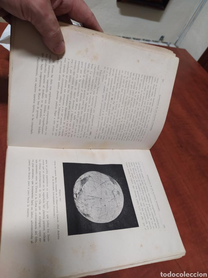 Libros de segunda mano: Astronomía , Ribera 1941 , - Foto 2 - 200751393