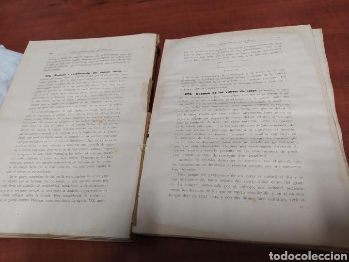Libros de segunda mano: Astronomía , Ribera 1941 , - Foto 3 - 200751393