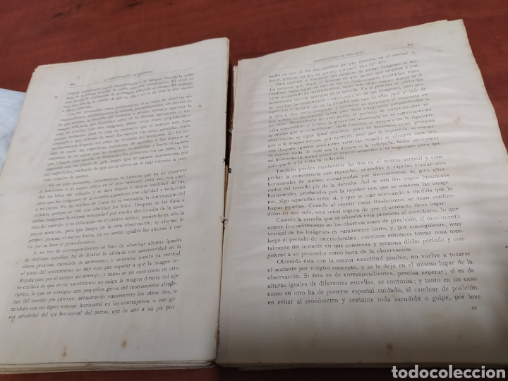 Libros de segunda mano: Astronomía , Ribera 1941 , - Foto 4 - 200751393