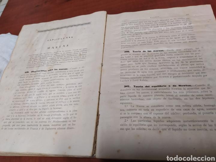 Libros de segunda mano: Astronomía , Ribera 1941 , - Foto 5 - 200751393