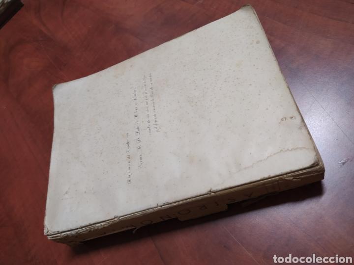 Libros de segunda mano: Astronomía , Ribera 1941 , - Foto 6 - 200751393
