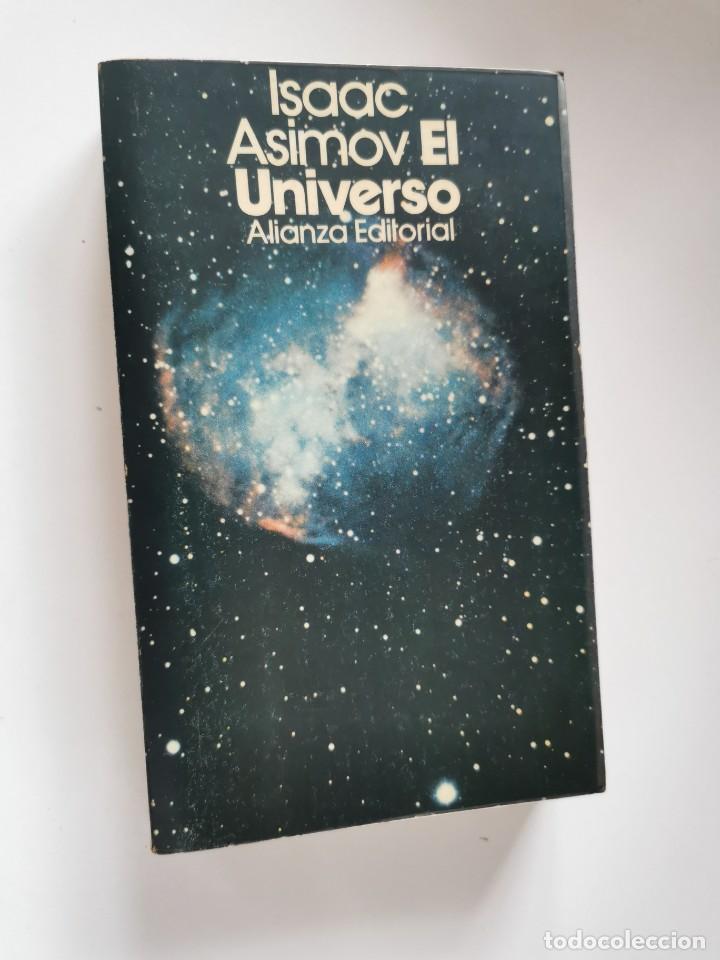 EL UNIVERSO (ISAAC ASIMOV) (Libros de Segunda Mano - Ciencias, Manuales y Oficios - Astronomía)
