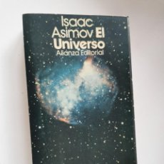 Livres d'occasion: EL UNIVERSO (ISAAC ASIMOV). Lote 200753105