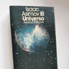 Livros em segunda mão: EL UNIVERSO (ISAAC ASIMOV). Lote 200753105