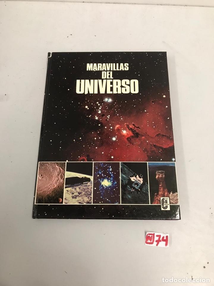 MARAVILLAS DEL UNIVERSO (Libros de Segunda Mano - Ciencias, Manuales y Oficios - Astronomía)
