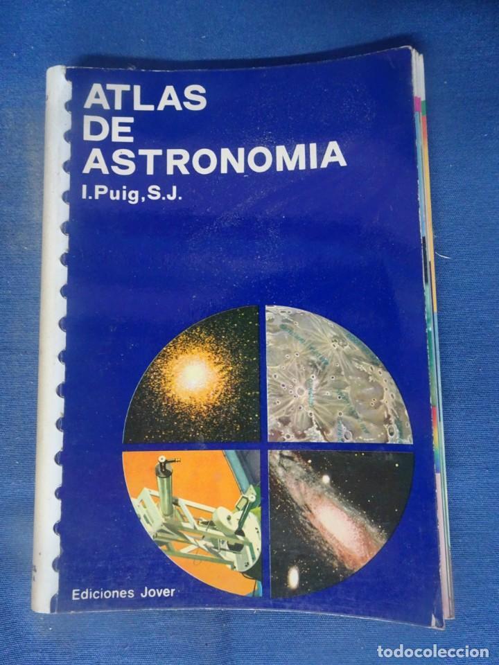 ATLAS DE ASTRONOMÍA, ED. JOVER - , MUY ILUSTRADO , VER FOTOS (Libros de Segunda Mano - Ciencias, Manuales y Oficios - Astronomía)