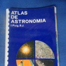 Libros de segunda mano: ATLAS DE ASTRONOMÍA, ED. JOVER - , MUY ILUSTRADO , VER FOTOS. Lote 204700140