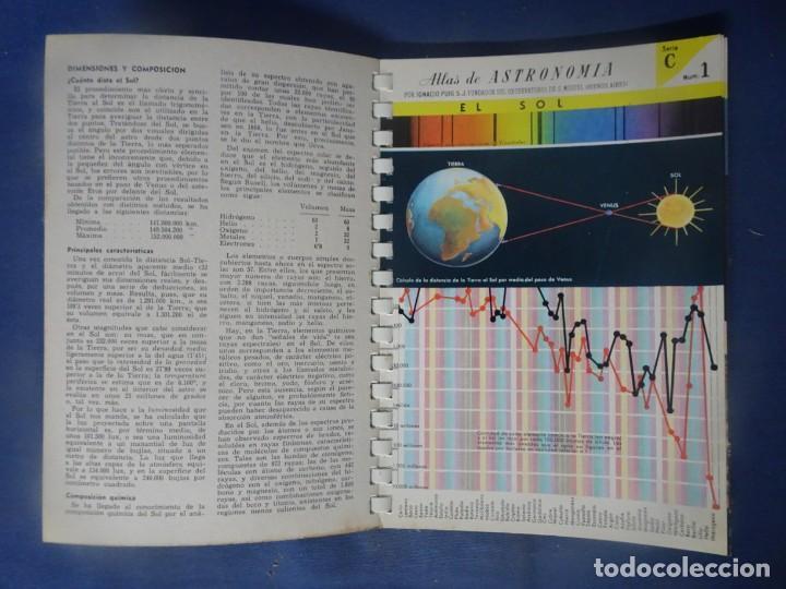 Libros de segunda mano: ATLAS DE ASTRONOMÍA, ED. JOVER - , MUY ILUSTRADO , VER FOTOS - Foto 2 - 204700140