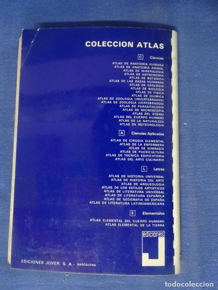 Libros de segunda mano: ATLAS DE ASTRONOMÍA, ED. JOVER - , MUY ILUSTRADO , VER FOTOS - Foto 3 - 204700140