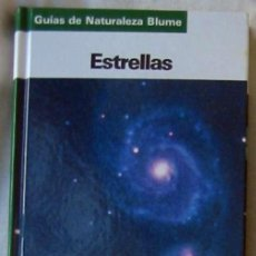 Libros de segunda mano: ESTRELLAS - JOACHIM HERRMANN - GUÍAS DE NATURALEZA BLUME 2002 - VER INDICE Y FOTOS. Lote 204719736