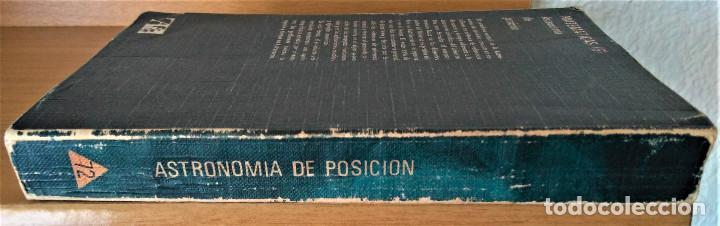 Libros de segunda mano: ASTRONOMÍA DE POSICIÓN - TEODORO J.VIVES - EDITORIAL ALHAMBRA - Foto 3 - 205006887