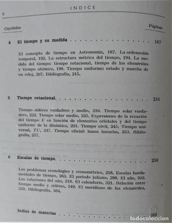 Libros de segunda mano: ASTRONOMÍA DE POSICIÓN - TEODORO J.VIVES - EDITORIAL ALHAMBRA - Foto 6 - 205006887