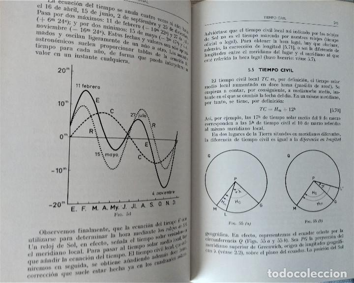 Libros de segunda mano: ASTRONOMÍA DE POSICIÓN - TEODORO J.VIVES - EDITORIAL ALHAMBRA - Foto 8 - 205006887