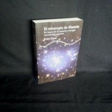 Libros de segunda mano: EVALYN GATES - EL TELESCOPIO DE EINSTEIN - ALBA EDITORIAL 2011. Lote 205116783