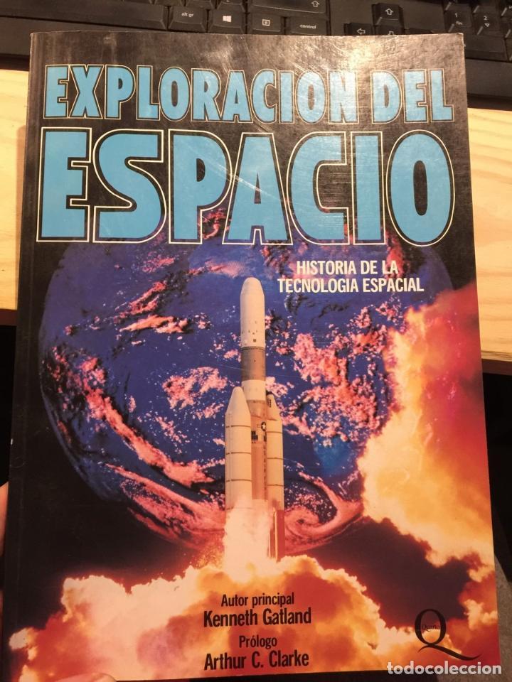 Libros de segunda mano: Exploración del espacio (Historia de la tecnologia espacial) - Kenneth Gatland - Foto 7 - 205668605
