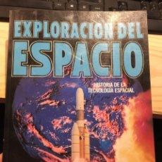 Libros de segunda mano: EXPLORACIÓN DEL ESPACIO (HISTORIA DE LA TECNOLOGIA ESPACIAL) - KENNETH GATLAND. Lote 205668605