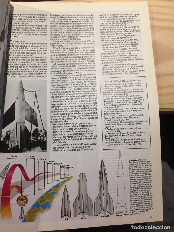Libros de segunda mano: Exploración del espacio (Historia de la tecnologia espacial) - Kenneth Gatland - Foto 6 - 205668610