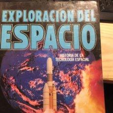 Libros de segunda mano: EXPLORACIÓN DEL ESPACIO (HISTORIA DE LA TECNOLOGIA ESPACIAL) - KENNETH GATLAND. Lote 205668610
